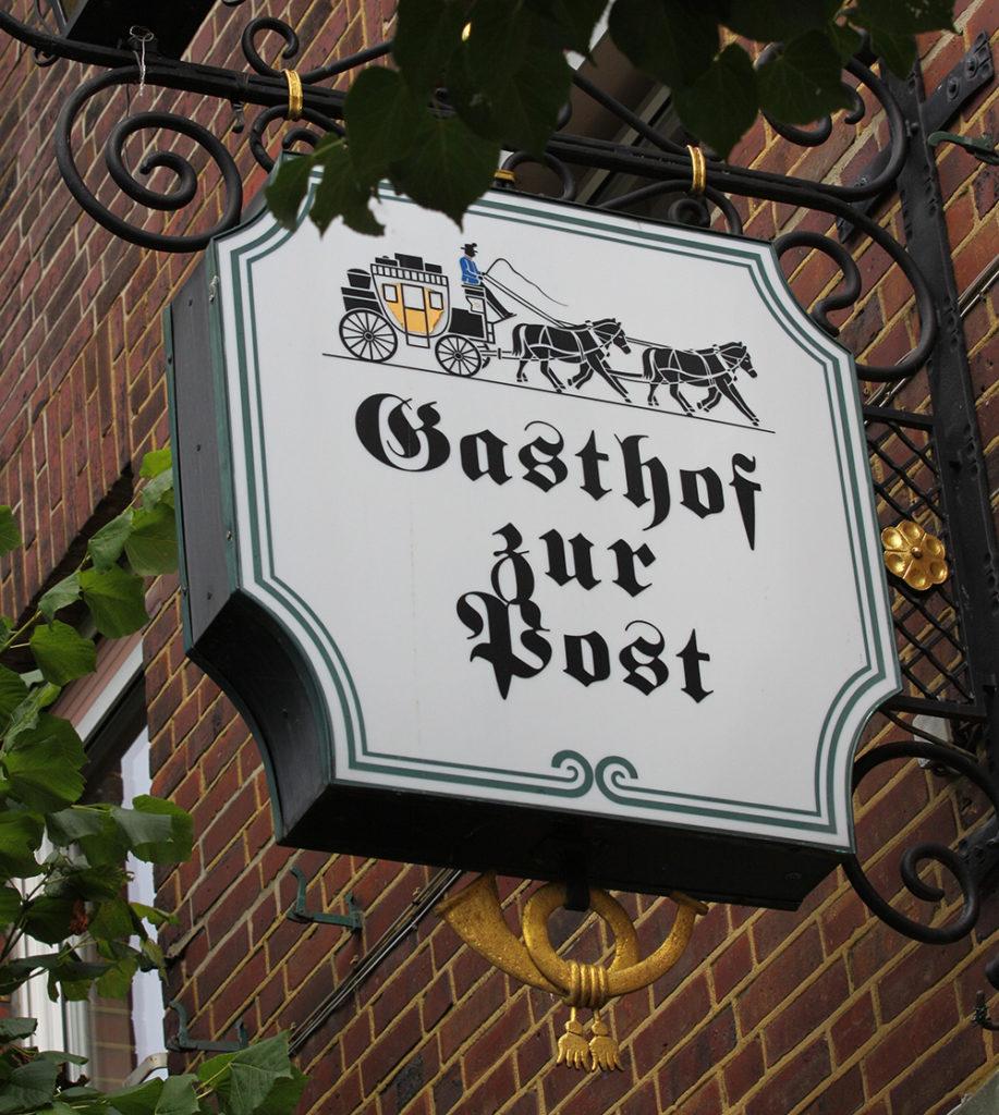 Restaurant Hotel Gasthof zur Post Dolberg