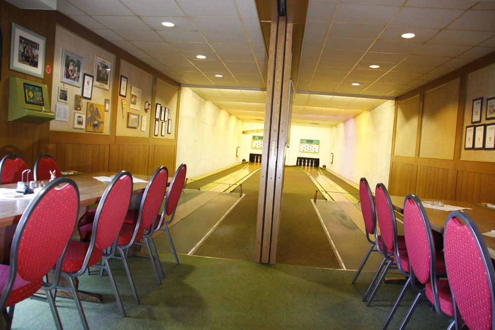Bundeskegelbahn Gasthof zur Post Hotel Restaurant Dolberg